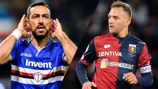 Sampdoria vs. Genoa (Serie A)