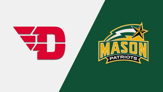 Dayton vs. George Mason (W Basketball)