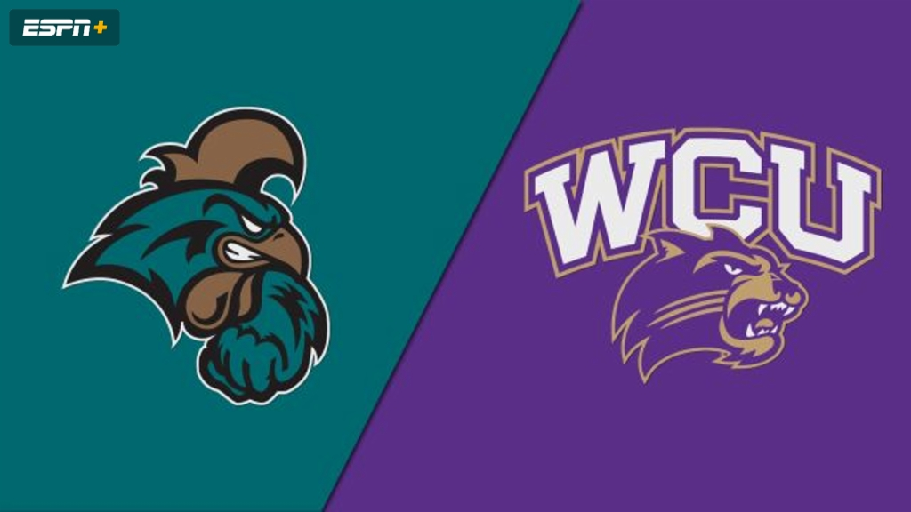 Coastal Carolina vs. Western Carolina (W Basketball)