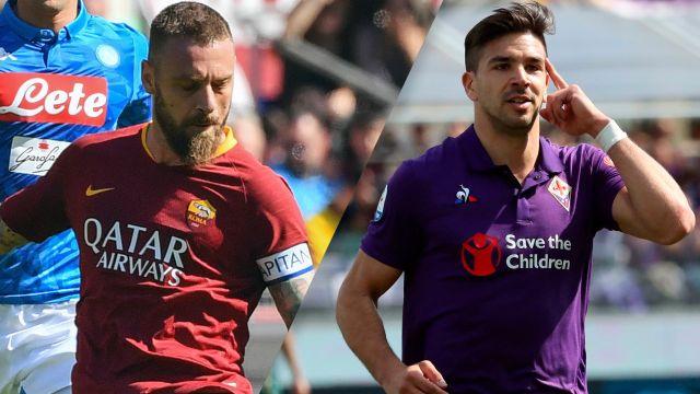 Roma vs. Fiorentina (Serie A)