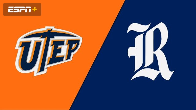 UTEP vs. Rice (M Basketball)