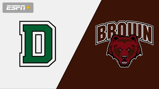 Dartmouth vs. Brown (M Soccer)