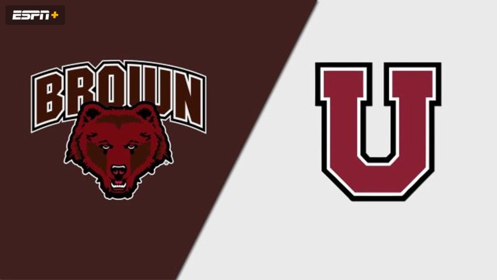 Brown vs. Union (W Hockey)