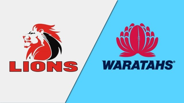 Lions vs. Waratahs