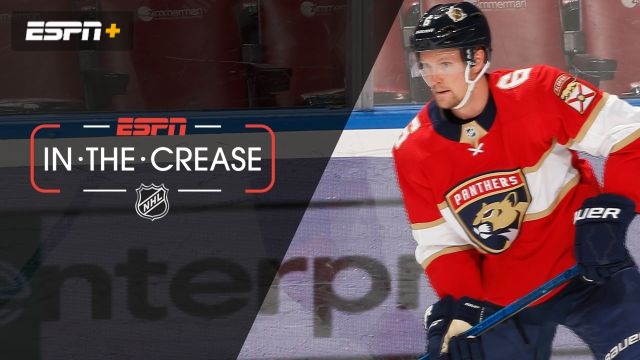 Fri, 11/22 - In the Crease: Panthers look for comeback win