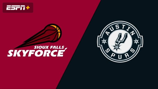 Sioux Falls Skyforce vs. Austin Spurs