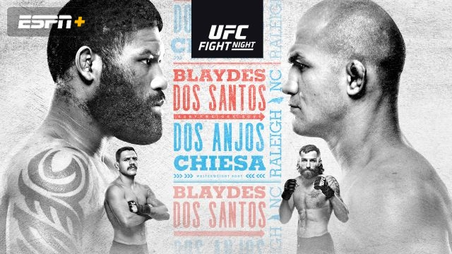 UFC Fight Night presented by U.S. Army: Blaydes vs. Dos Santos