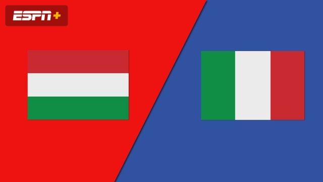Hungary vs. Italy (Group Phase) (FIBA Women's EuroBasket 2019)