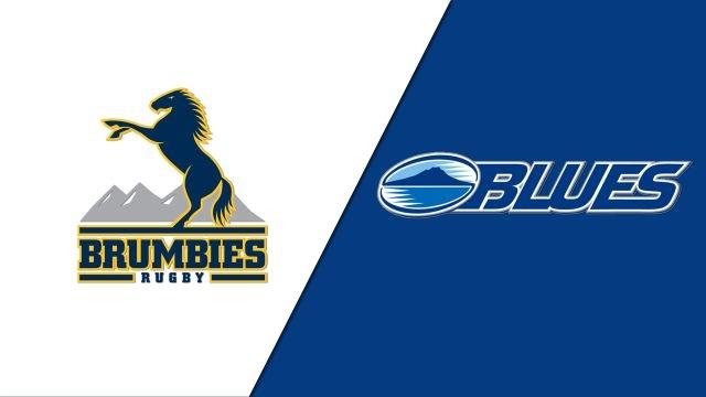 Brumbies vs. Blues