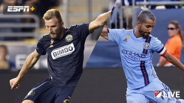 Philadelphia Union vs. New York City FC (MLS)
