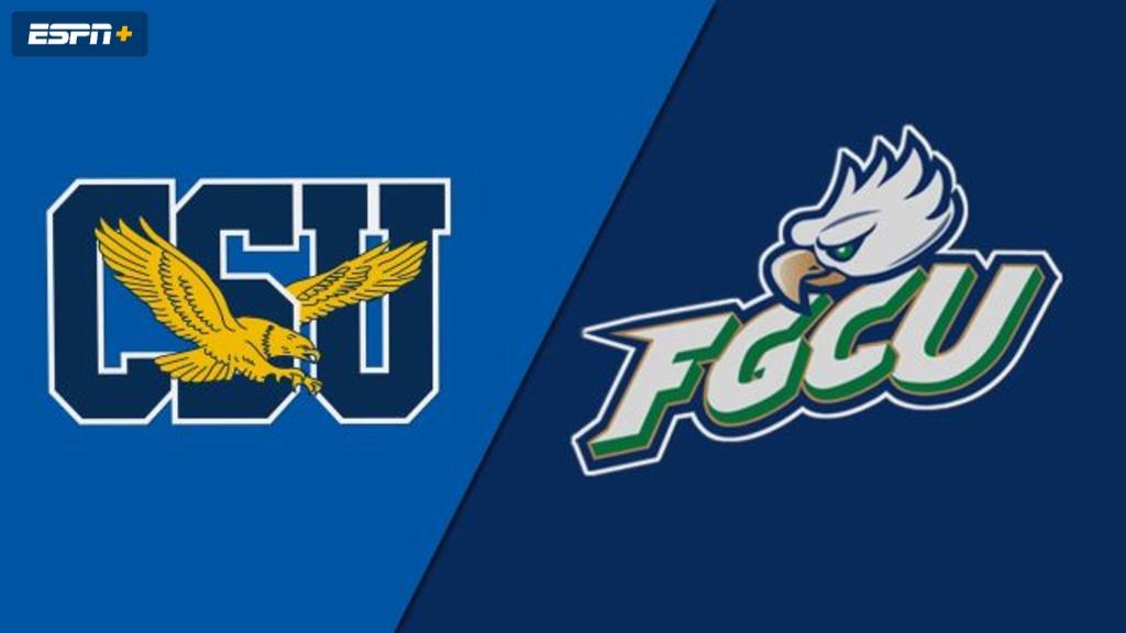 Coppin State vs. Florida Gulf Coast (W Basketball)
