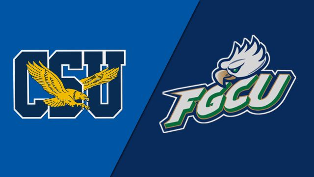 Coppin State vs. Florida Gulf Coast (W Basketball)