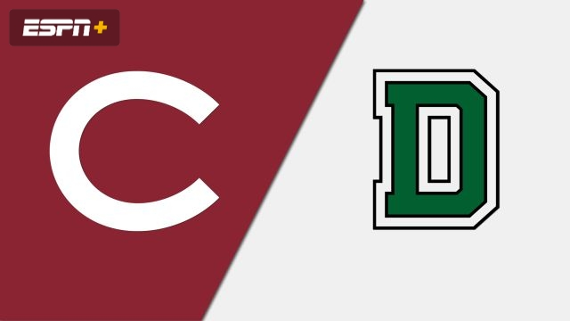 Colgate vs. Dartmouth (M Hockey)