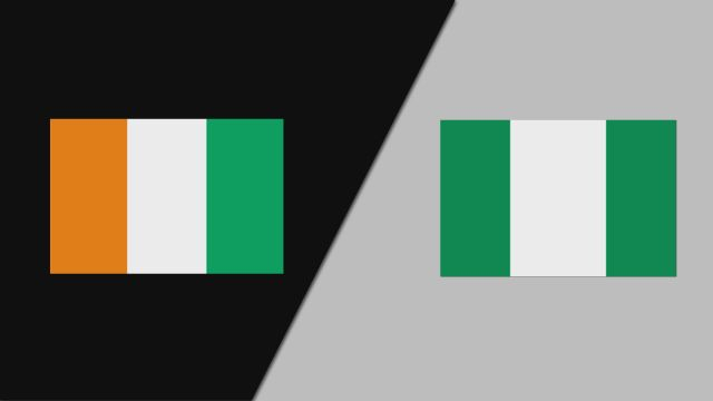 Cote D'Ivoire vs. Nigeria (FIBA World Cup Qualifier)