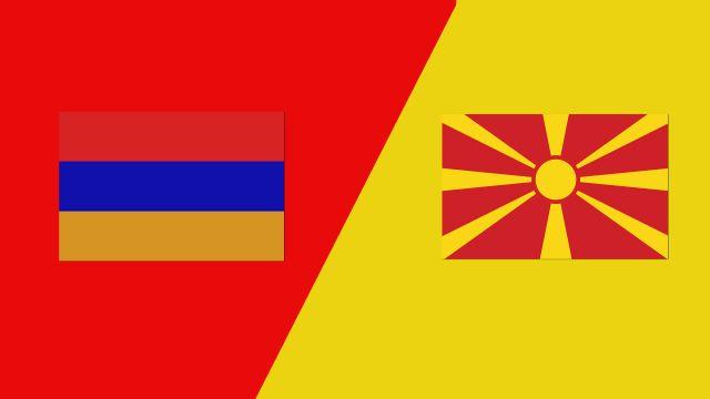 Armenia vs. FYR Macedonia (UEFA Nations League)