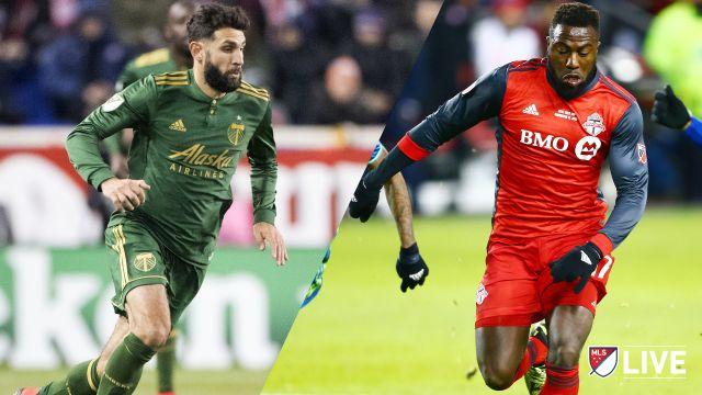 Portland Timbers vs. Toronto FC