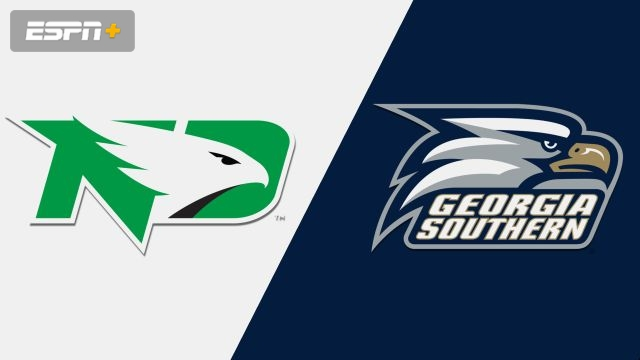 North Dakota vs. Georgia Southern (W Basketball)