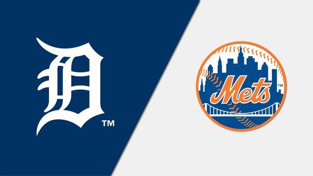 Detroit Tigers vs. New York Mets