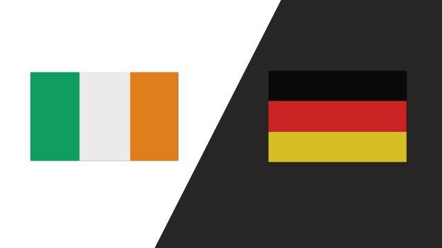 Ireland vs. Germany (2018 FIL World Lacrosse Championships)