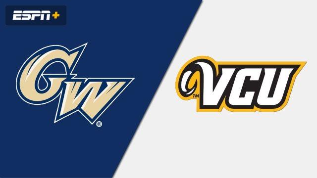 George Washington vs. VCU (W Soccer)