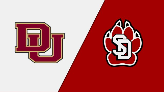 Denver vs. South Dakota (M Basketball)
