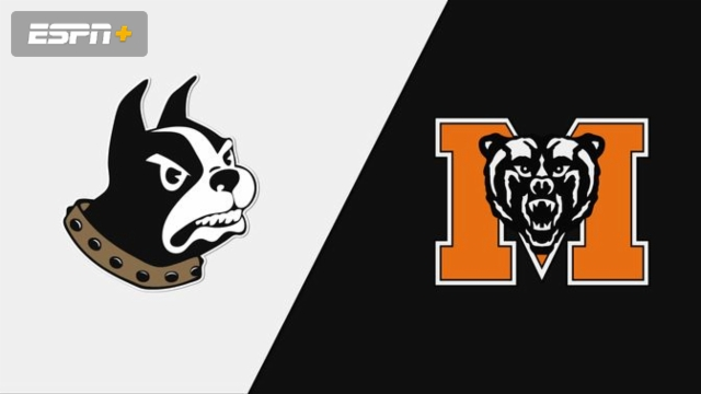 Wofford vs. Mercer (M Basketball)