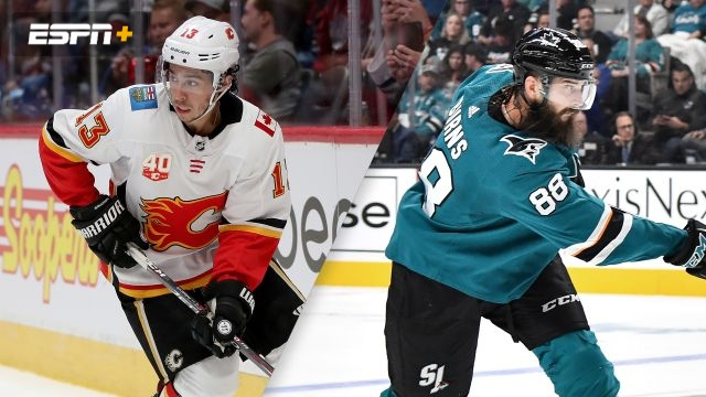 Calgary Flames vs. San Jose Sharks