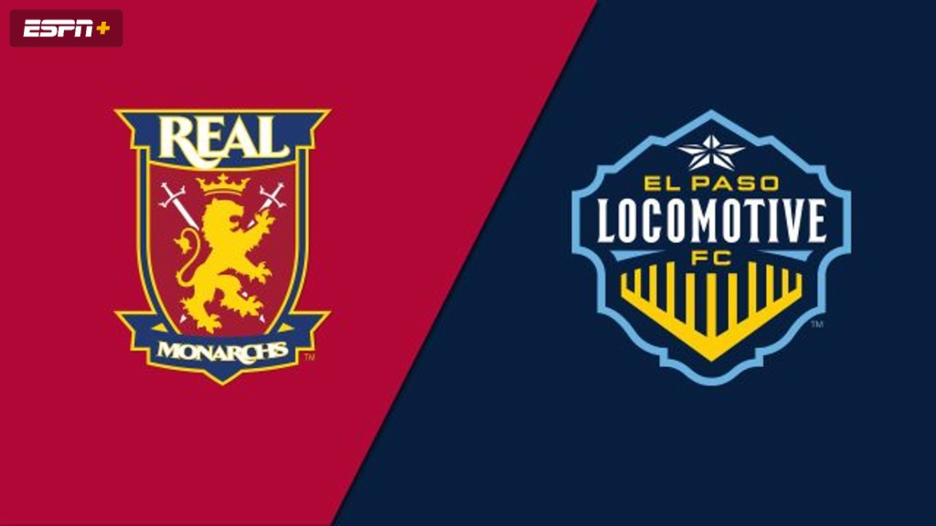 Real Monarchs SLC vs. El Paso Locomotive FC (USL Championship)