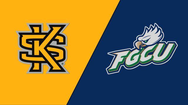 Kennesaw State vs. Florida Gulf Coast (M Basketball)