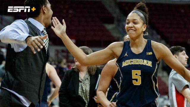 #24 Michigan vs. Akron (W Basketball)