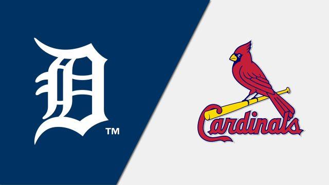 Detroit Tigers vs. St. Louis Cardinals