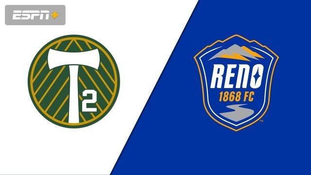 Portland Timbers 2 vs. Reno 1868 FC (USL Championship)