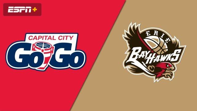 Capital City Go-Go vs. Erie BayHawks
