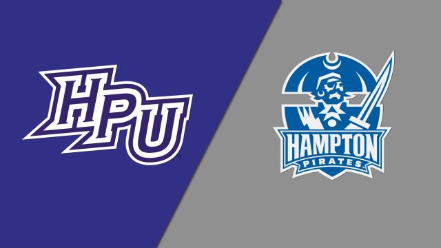 High Point vs. Hampton (M Basketball)