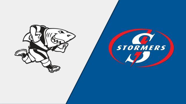 Sharks vs. Stormers