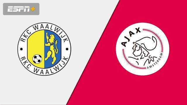 RKC Waalwijk vs. Ajax (Eredivisie)