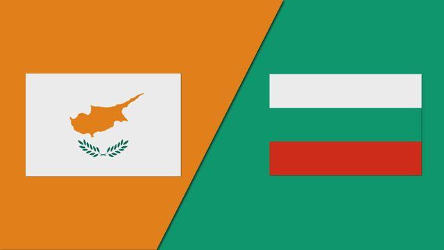 Cyprus vs. Bulgaria