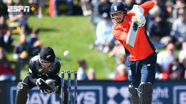 New Zealand vs. England (2nd T20)