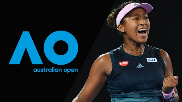 Thu, 1/24 - Australian Open Highlight Show