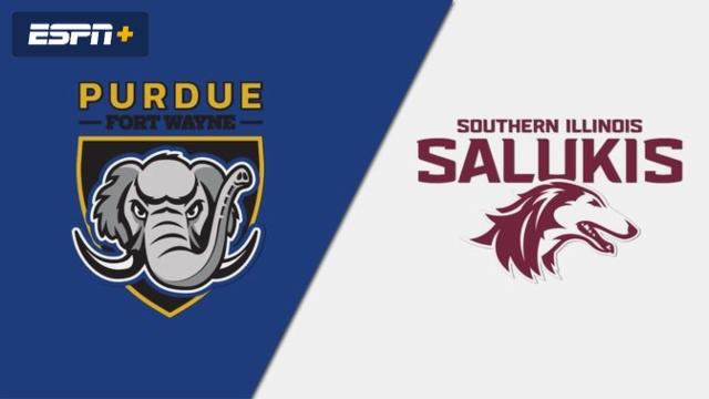 IPFW vs. Southern Illinois (Softball)