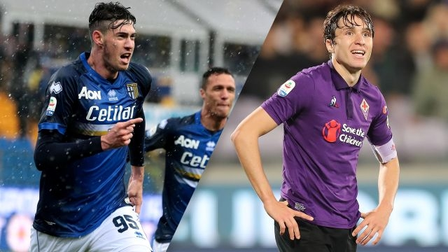 Parma vs. Fiorentina (Serie A)