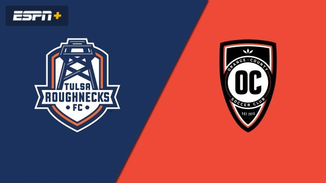 Tulsa Roughnecks FC vs. Orange County SC (USL Championship)