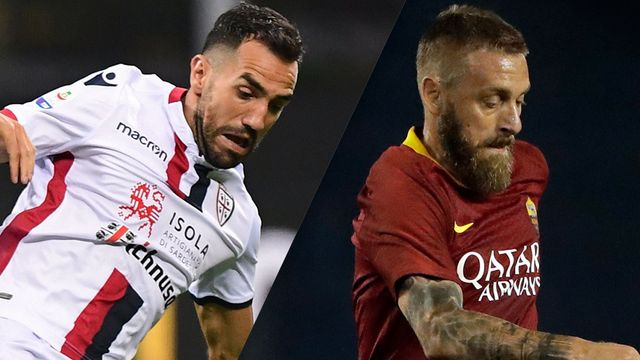 Cagliari vs. AS Roma (Serie A)