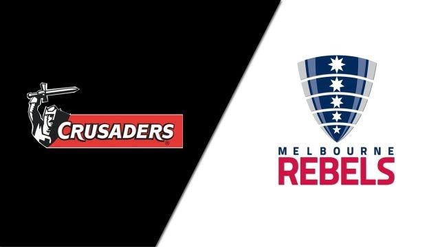 Crusaders vs. Rebels (Super Rugby)