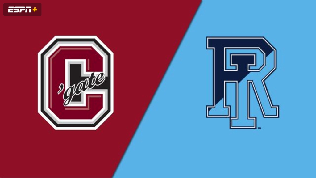 Colgate vs. Rhode Island (W Volleyball)