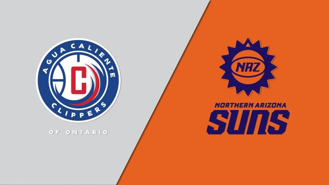 Agua Caliente Clippers vs. Northern Arizona Suns