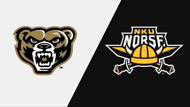 Oakland vs. Northern Kentucky (Game 1) (Baseball)
