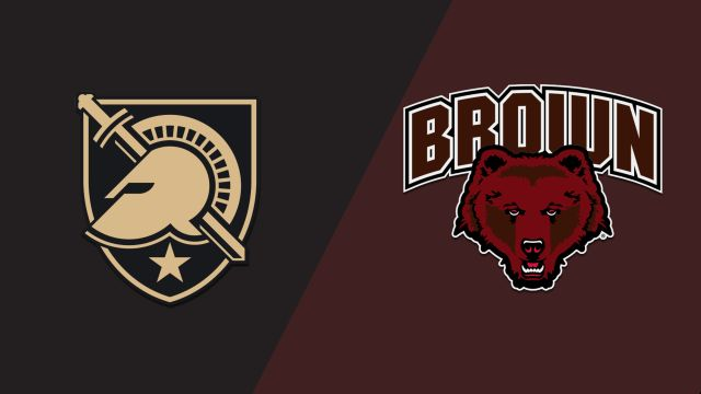 Army vs. Brown (M Basketball)