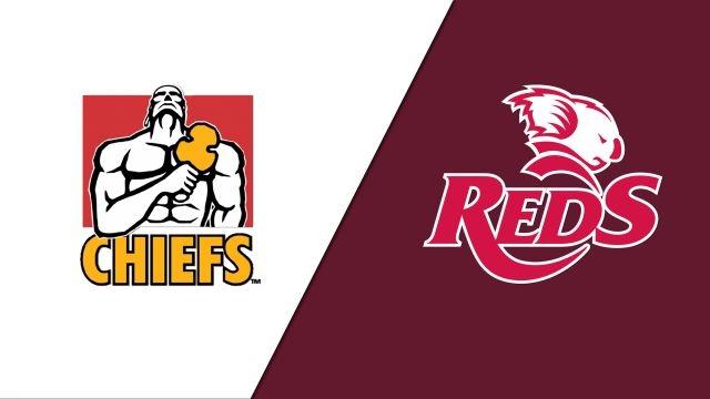 Chiefs vs. Reds