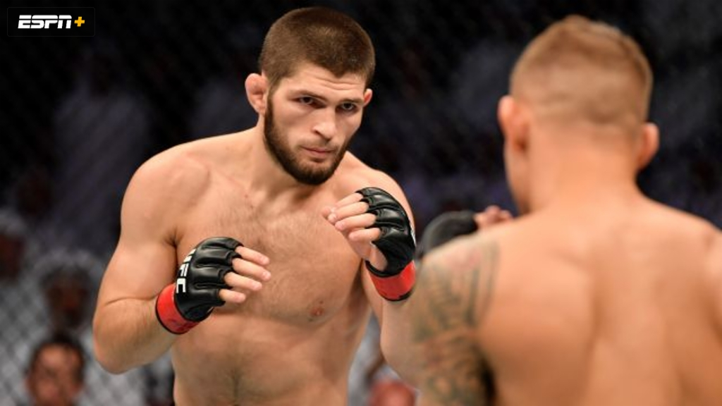 UFC 242: Khabib vs. Poirier (Main Card)